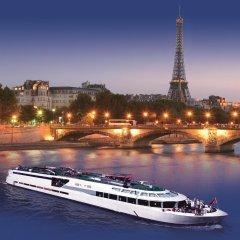 Отель VIP Paris Yacht Hotel Франция, Париж - отзывы, цены и фото номеров - забронировать отель VIP Paris Yacht Hotel онлайн приотельная территория