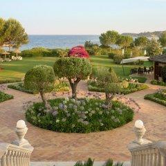 Отель The St. Regis Mardavall Mallorca Resort балкон