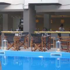 Amphitryon Boutique Hotel бассейн фото 2