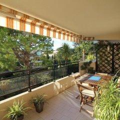 Отель Nice Booking - L'agena Park Франция, Ницца - отзывы, цены и фото номеров - забронировать отель Nice Booking - L'agena Park онлайн балкон