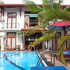 Отель Vista Villa Kapuru бассейн