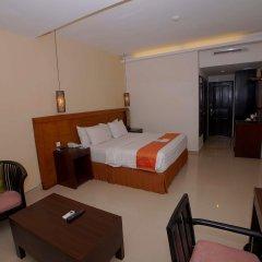 Отель Best Western Resort Kuta комната для гостей фото 2