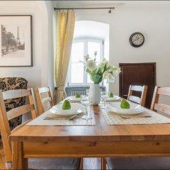 Апартаменты P&O Podwale Apartments питание