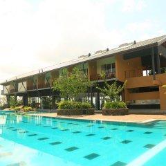 Отель Nature Lovers Inn Horana бассейн фото 2