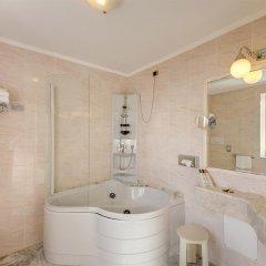 Отель Grand Hotel Villa Politi Италия, Сиракуза - 1 отзыв об отеле, цены и фото номеров - забронировать отель Grand Hotel Villa Politi онлайн ванная фото 2