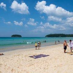 Отель Stay@kata Poshtel пляж