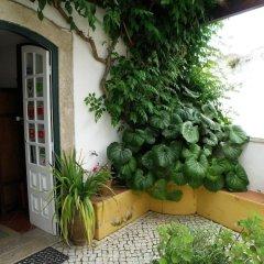 Отель Casa de S. Thiago do Castelo балкон