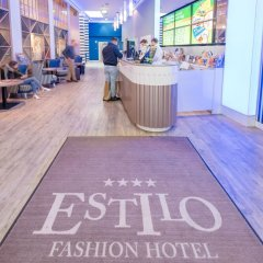 Отель Estilo Fashion Будапешт спа