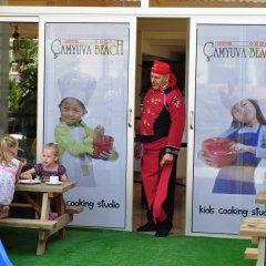Camyuva Beach Hotel детские мероприятия