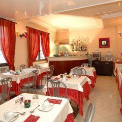 Отель Ambasciata Италия, Местре - отзывы, цены и фото номеров - забронировать отель Ambasciata онлайн питание фото 3