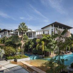 Отель The Lapa Hua Hin бассейн