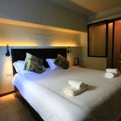 Отель Meet Inn At Silom Бангкок комната для гостей фото 4