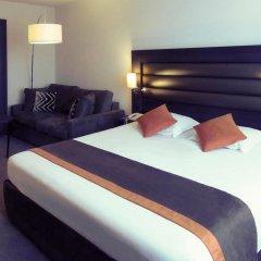 Отель Mercure Lyon Part Dieu Франция, Лион - 2 отзыва об отеле, цены и фото номеров - забронировать отель Mercure Lyon Part Dieu онлайн комната для гостей фото 5