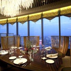Отель Crowne Plaza Xian балкон