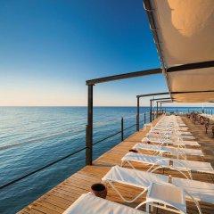Отель Cornelia De Luxe Resort - All Inclusive пляж