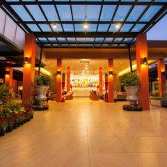 Отель Woraburi The Ritz Паттайя интерьер отеля фото 3
