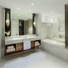 Отель Grand Hyatt Dubai Дубай ванная