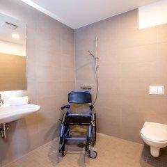 Отель Carat Residenz-Apartmenthaus ванная