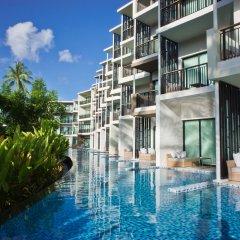 Отель Holiday Inn Resort Phuket Mai Khao Beach пляж Май Кхао бассейн фото 2