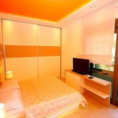 Отель Butua Residence Черногория, Будва - отзывы, цены и фото номеров - забронировать отель Butua Residence онлайн комната для гостей фото 3