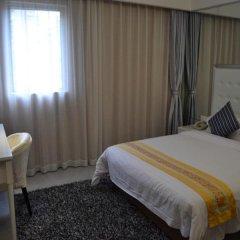 Отель Sotel Inn Cultura Hotel Zhongshan Branch Китай, Чжуншань - отзывы, цены и фото номеров - забронировать отель Sotel Inn Cultura Hotel Zhongshan Branch онлайн комната для гостей фото 5