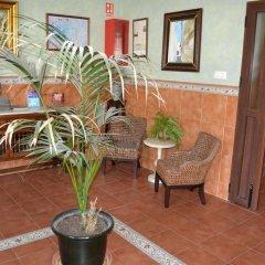 Отель Hostal Andalucia интерьер отеля