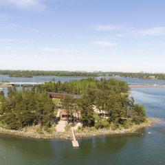 Отель Hanasaari Финляндия, Эспоо - 1 отзыв об отеле, цены и фото номеров - забронировать отель Hanasaari онлайн приотельная территория