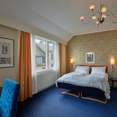 Отель Augustin Hotel Норвегия, Берген - 4 отзыва об отеле, цены и фото номеров - забронировать отель Augustin Hotel онлайн комната для гостей фото 5