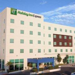 Отель Holiday Inn Express Guadalajara Iteso фитнесс-зал