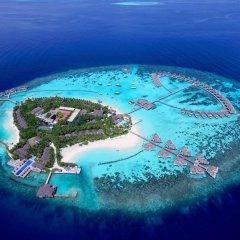 Отель Centara Grand Island Resort & Spa Maldives All Inclusive бассейн фото 2