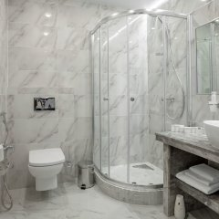 Гостиница Myasnitskiy boutique hotel в Москве 1 отзыв об отеле, цены и фото номеров - забронировать гостиницу Myasnitskiy boutique hotel онлайн Москва ванная фото 4
