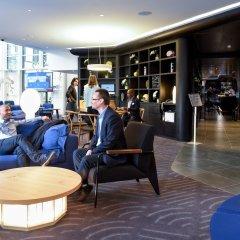 Отель Mercure Paris Boulogne Булонь-Бийанкур интерьер отеля