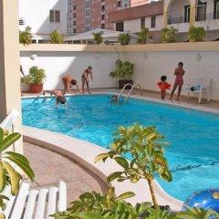 Отель CALEMA Монте-Горду бассейн