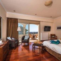 Отель Bello Blu Luxury Villa Родос комната для гостей фото 2