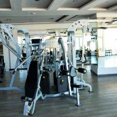 Курортный отель Sunrise Select Royal Makadi фитнесс-зал