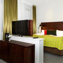 Отель Elite Hotel Ideon, Lund Швеция, Лунд - отзывы, цены и фото номеров - забронировать отель Elite Hotel Ideon, Lund онлайн комната для гостей фото 5