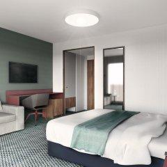 Best Western Premier Hotel City Center Вроцлав комната для гостей