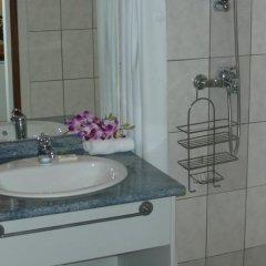 Отель Tahiti Airport Motel Французская Полинезия, Фааа - 1 отзыв об отеле, цены и фото номеров - забронировать отель Tahiti Airport Motel онлайн ванная фото 2