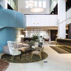 Отель Elite Hotel Ideon, Lund Швеция, Лунд - отзывы, цены и фото номеров - забронировать отель Elite Hotel Ideon, Lund онлайн интерьер отеля фото 3