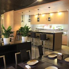 GreenPark Hotel Tianjin Тяньцзинь питание