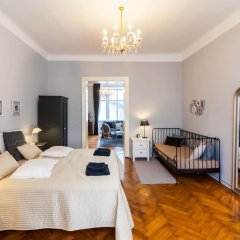 Отель ElegantVienna Apartments Австрия, Вена - отзывы, цены и фото номеров - забронировать отель ElegantVienna Apartments онлайн комната для гостей фото 3