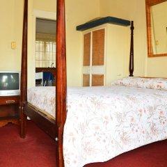 Отель Cottages Dead End Beach Road удобства в номере