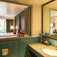 Отель Phuket Orchid Resort and Spa 4* Стандартный номер с разными типами кроватей фото 10