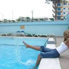 Hotel Amic Miraflores бассейн фото 3