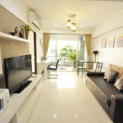 Отель Bann Sabai Rama Iv Бангкок комната для гостей фото 2