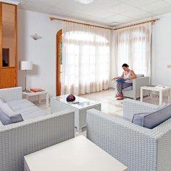 Отель Apartamentos Mar Blanca спа