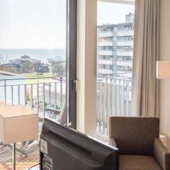 Отель Carat Residenz-Apartmenthaus балкон