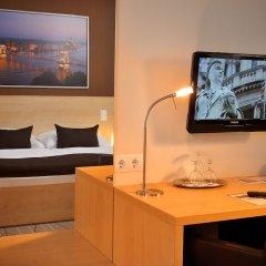 Promenade City Hotel Будапешт удобства в номере фото 2