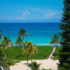 Отель Hostal Pizarro пляж