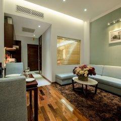 Апартаменты New Gate Apartment интерьер отеля